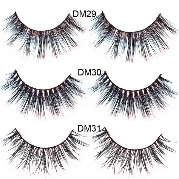 Natural styles Mink Hair eyelashes False Eyelashes Mink Hair Eye Lashes Sexy Real Mink Natural natural False Eyelash