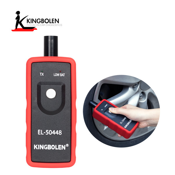 EL-50448 OEC-T5 Auto Tire Presure Monitor Sensor activation tool EL 50448 for GM TPMS monitoring sensor Reset Relearn tool DHL Free