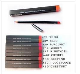 Kostenloser Versand! NEUE make-up Lippenstift Crayon A Levres 1,45g (10 teile / los)