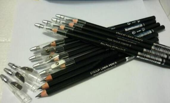 Wholesale Best selling eyeliner SHIPPING MAKEUP waterproof eyeliner pencil black and brown
