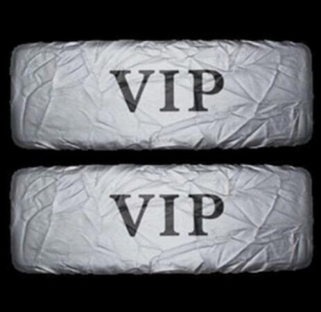 VIP-Kunden auf Abruf Maskottchen