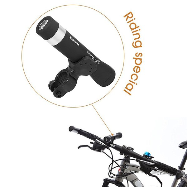 New Hot sale Mini Outdoor Sport Bicycle Wireless Bluetooth Speaker Self-timer LED Bike Light Lamp Power bank FM MIC handsfree For Mounting