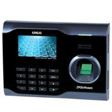 Temps de travail biométrique WIFI d'empreintes digitales Employé Horloge de travail U160 Enregistreur de temps sans fil TCP IP RS232 485 Assistance