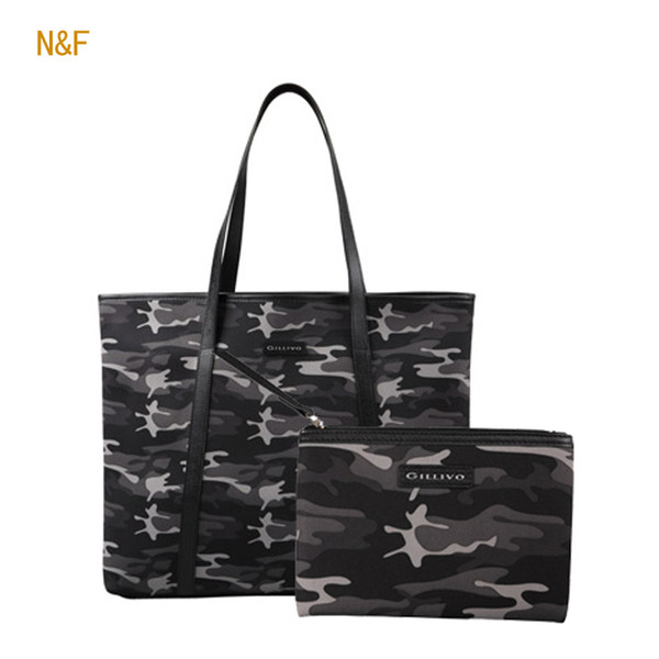 Old Cobbler C&T brand the classic handbag High-quality Coated canvas Cosmetic Bag single shoulder bag fashion Mother bags Free Delivery
