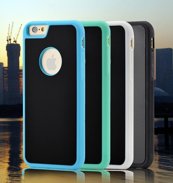 PC+TPU+import Rod Material Protect Phone Against Gravity 100% Simple-Press Buttons Case Cover For iPhone 7 6 6S Plus Samsung Galaxy S7 Edge