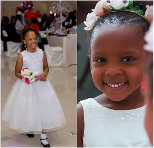 Glitz Little Girls Pageant Dresses For Girls Gowns 2015 Toddler Vintage Kids Ball Gown Floor Length Flower Girl Dress For Weddings Hot Sale
