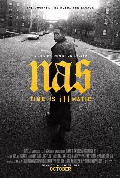 Free Shipping Music Poster Nas Time is Illmatic official poster High Quality Art Posters Print Photo paper 16 24 36 47 inches