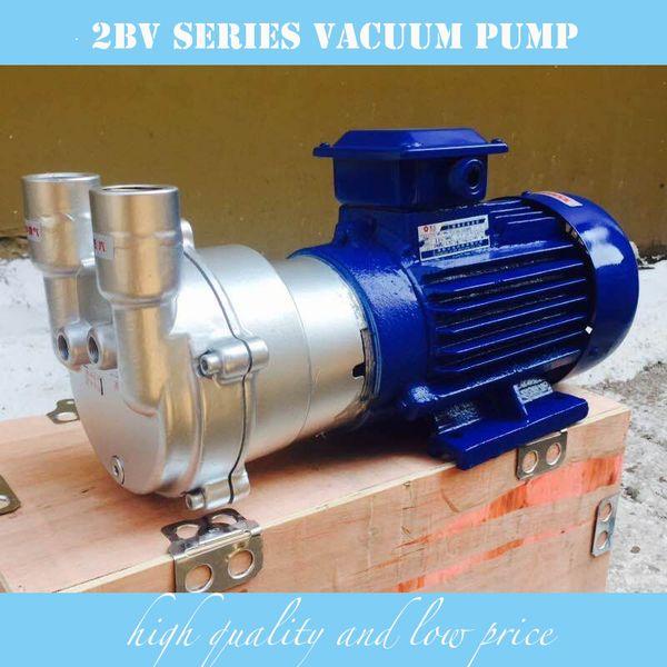 Bomba de vacío de leche de vaca de anillo de acero inoxidable de alta eficiencia 2BV2061