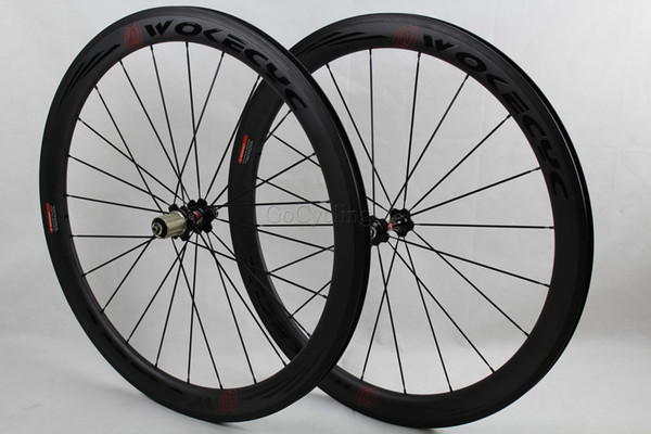 carbon fiber bicycle wheels 50mm Carbon Hub R36 Basalt brake surfce depth 50mm clincher tubular road cycling bike racing wheelset 700C