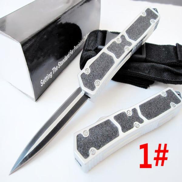 Mi raccomando mi Sword formica 6 modelli opzionale caccia di sopravvivenza tasca tascabile coltello regalo di natale per gli uomini D2 A161 A162 A163 1 pz freeshipping