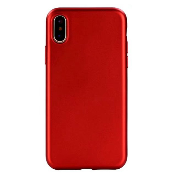 For iphone X Case Solid Oil Painting Shell Back Case for iphone X,TPU Phone Case