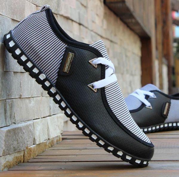Hebilla Estilo Zapatillas Transpirables De Deportes Moda Coreano Para Deportivas Inglaterra Zapatos Compre Casual Hombre Deporte xCBored