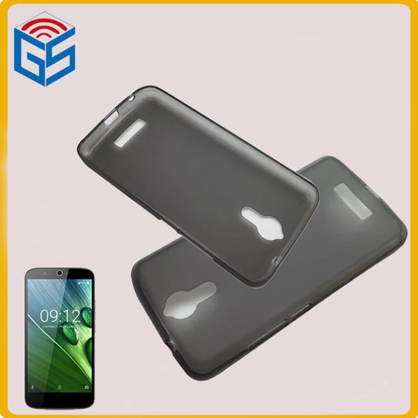 Wholesale Price Various Color Matte Pudding Soft Silicon Case For Acer Liquid Zest Plus Z628 Back Protective Cover