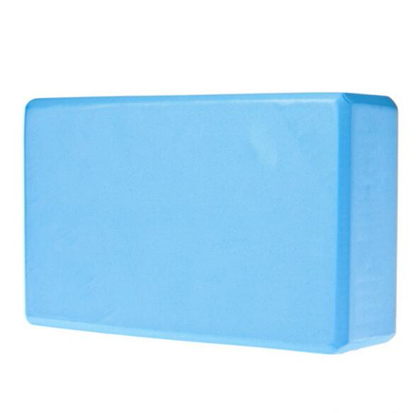 yoga block brick foaming home exercise practice fitness gym sport yoga tools free shipping