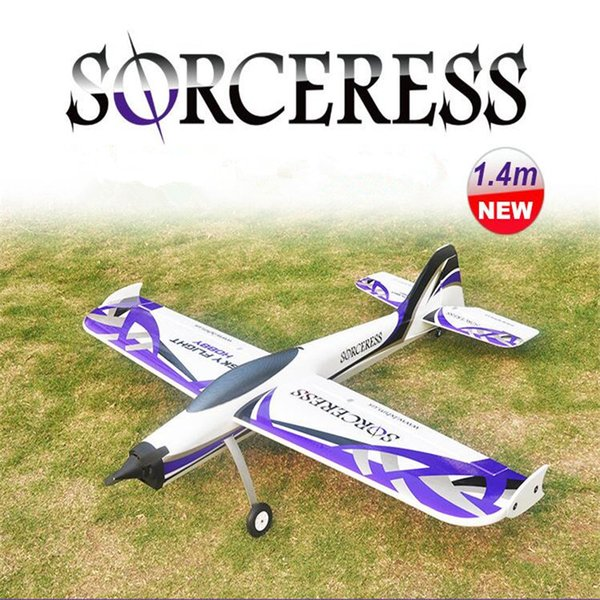 large sorceress rc glider epo foam rc plane electric remote control airplanes hot sale rc airplane kits plane