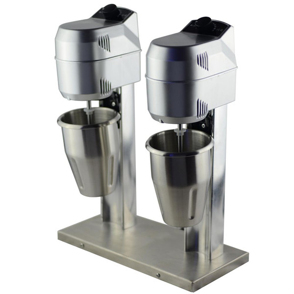 Bling bl-018 professional commercial double slider milkshake machine milk mixer milk shake mixer milk shaker