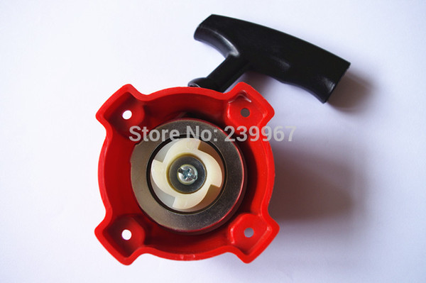 Pull start new style 4 tooth for Zenoah EHT603D EHT753 TOPSUN GJB25D GJB25S GJB700 hedge trimmer recoil starter