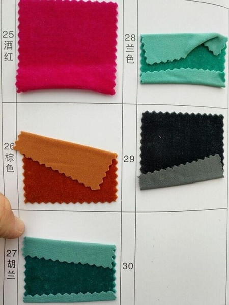 Escolha de cores Cartões