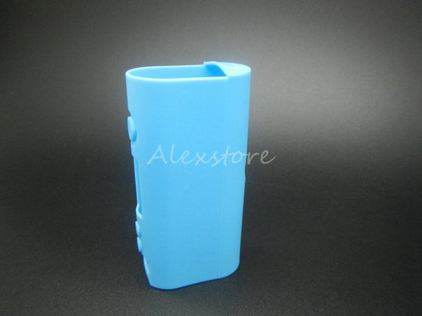 Silicone Case Silicon Cases Bag 15 Colors Rubber Sleeve protective cover silica gel Skin For kanger kangertech subox mini 50 watt box mod