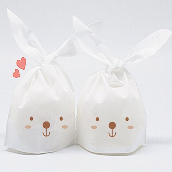 14cm*22cm baking cookies packing bag candy sweet food packing bread bag gift bag mini cute paper bag 1000pcs/lot