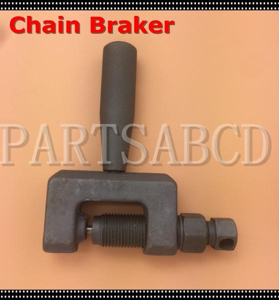 Al por mayor- Motocicleta Bike Heavy Duty Chain Breaker Tool del cortador 415 420 428 520 525 530 630