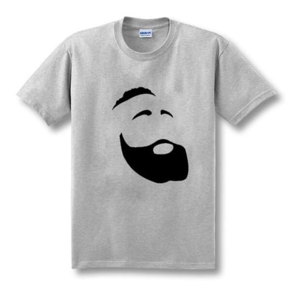e12982c8f8a6 fashion tide Jersey t shirt James Harden Fear the beard printed tee Arizona  state Summer casual