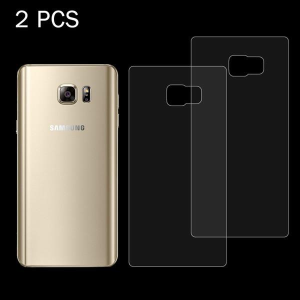 Schermo del telefono cellulare di vendita all'ingrosso-caldo per Samsung Note 5 film di vetro temperato posteriore protetto contro le esplosioni basso prezzo