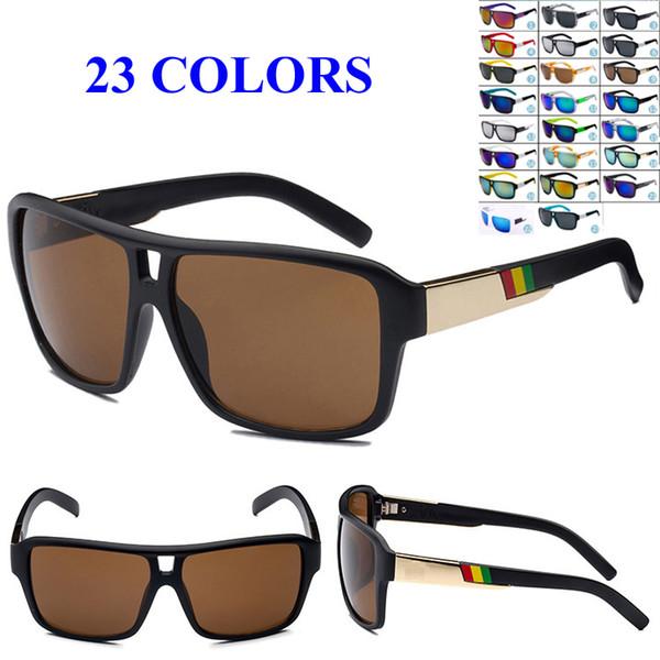 top popular Hot Sunglasses Driving Sport Sunglasses UV400 Brand Designer Sunglasses HOT DRAGON Outdoor Sports Sun Glasses JAM K008 Series Goggles YC2181 2019