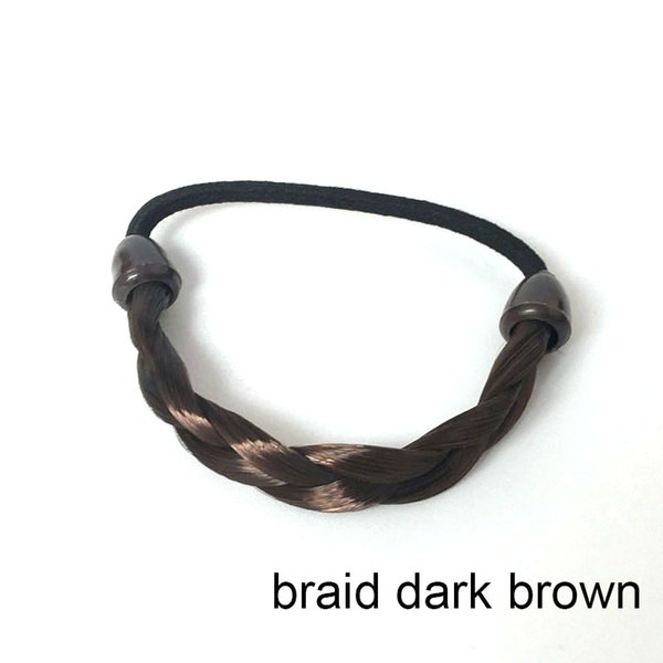 braid Dark Brown