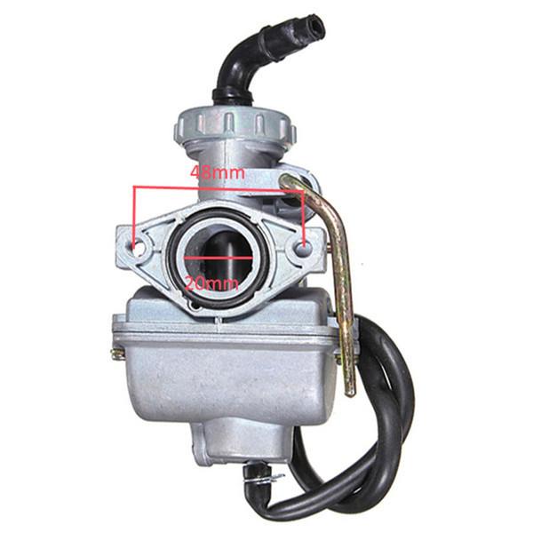 PZ20 Carburetor CARB for 50cc 70cc 90cc 110cc 125cc 135 ATV Quad Go kart SUNL TAOTAO UTV JCL Kazuma Baja
