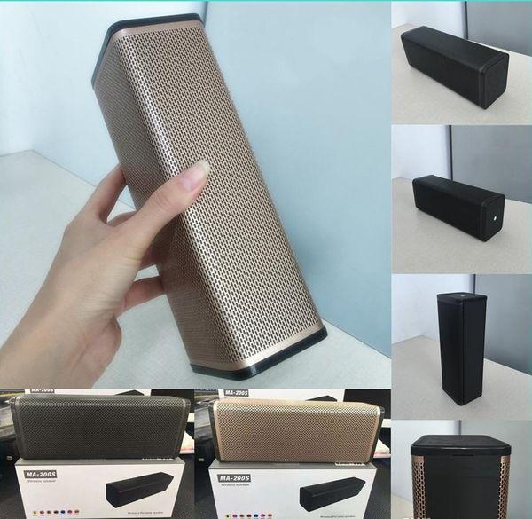 Ma 200s Mini Bluetooth Speaker Pill Speaker Bulit In Mic Handsfree ...