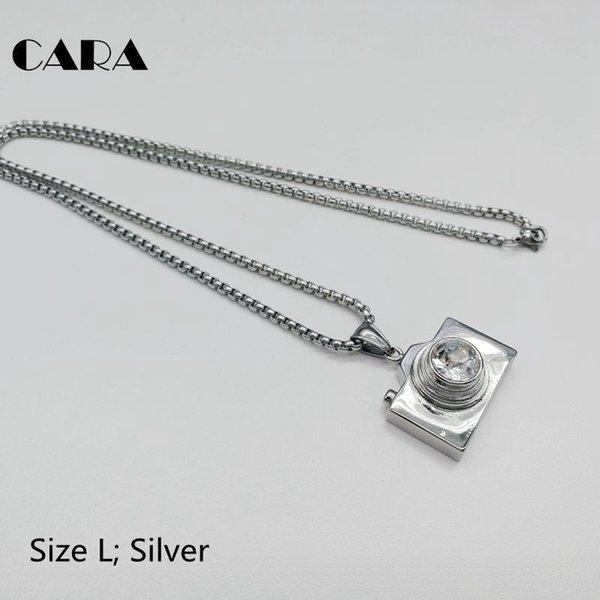 Silver 70cm L