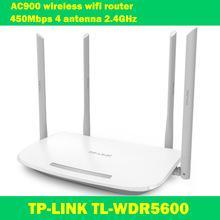 YENI Orijinal TP-LINK WDR5600 AC900 2.4 ghz 5 ghz 4 anten 450 Mbps wifi kablosuz genişletici router ev bilgisayarı ağ için