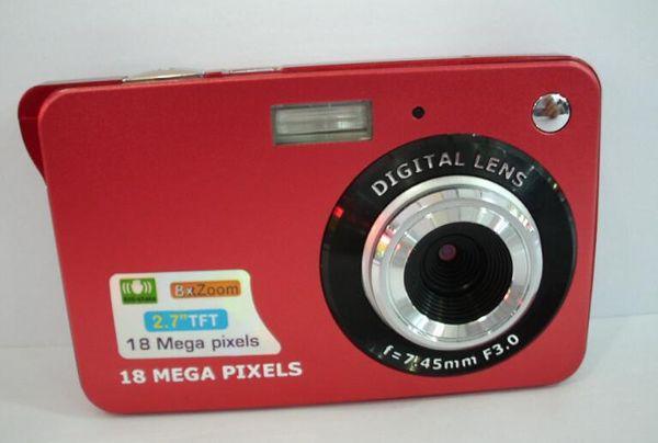 "10x HD Digital Camera 16MP 2.7"" TFT 4X Zoom Smile Capture Anti-shake Video Camcorder DC530 Alishow 4-DV"