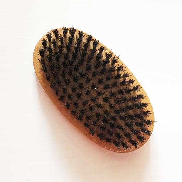New Hair Brush Wooden Pocket Comb Handmade Hair Care Styling Tool Massage Anti Static Hairloss Men Women Home Travel Hair Styling Tool