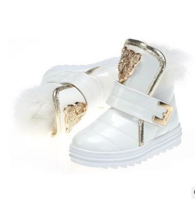 Guinea Weiß Pigs Für Großhandel Mädchen Rot Winter Plüsch Kinder Warme Größe Us Schneeschuhe Schuhe Stiefel Wasserdichte PwOTkXuZi