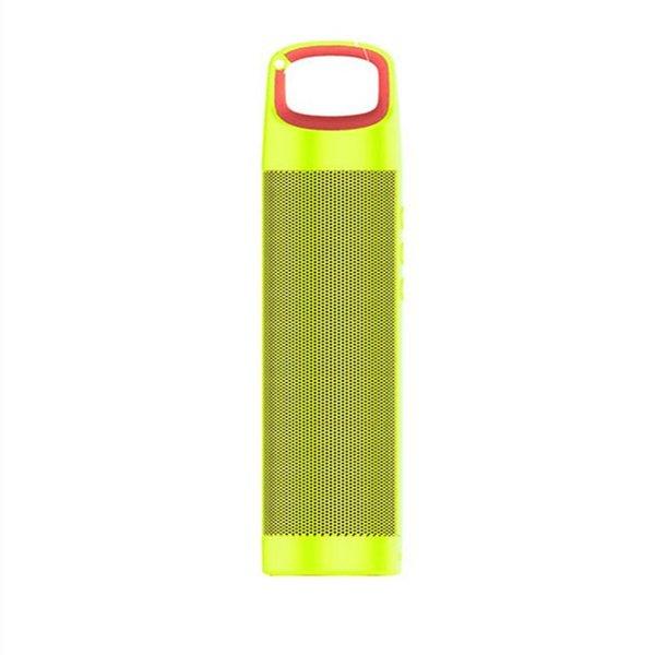 Bluetooth altoparlante portatile verde