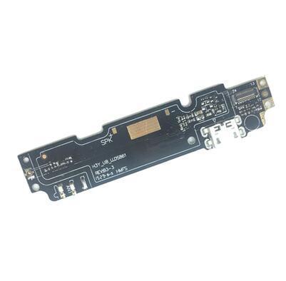 Conector da doca porta de carregamento micro usb cabo flex módulo de fita + mic peças de reposição para xiaomi redmi note 2