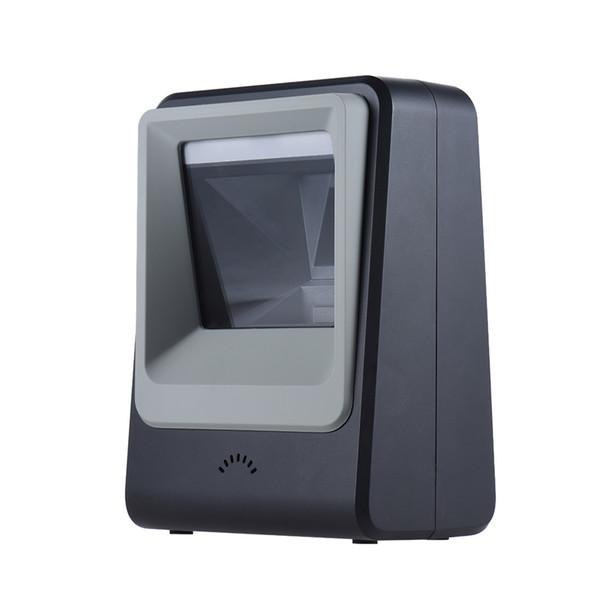 Wholesale- Wired Automatic Desktop 1D Barcode 2D QR Code Image Scanner Reader Scanning Platform Hands-free for Mobile Payment Supermarket