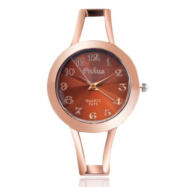 Fashion women quartz watches rose gold ladies Bangle Watch popular designer wrist watches relogio feminino Newest New hot sell