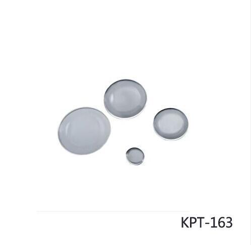 KPT-163 K9 Plano convex lens, Optical lens, Flat convex lens, dia:25.4mm, f:85.0mm