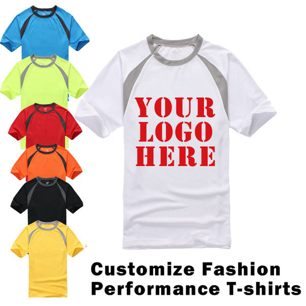 0e8f9415 Freeshipping Wholesale new design 2019 dry fit Performance t-shirt casual  sports outdoor top tees