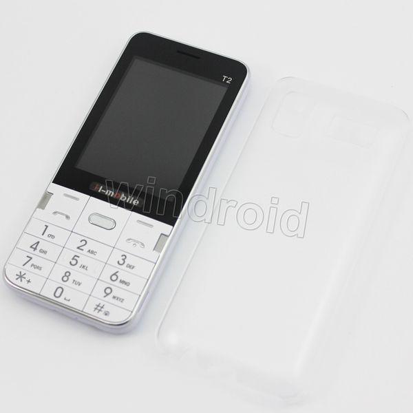 "Cheap H-Mobile T2 2.8"" Mobile Phone Dual Sim Quad Band 2G GSM unlocked Phone Back Camera with Flash light Bluetooth FM MP3 no system 10pcs"