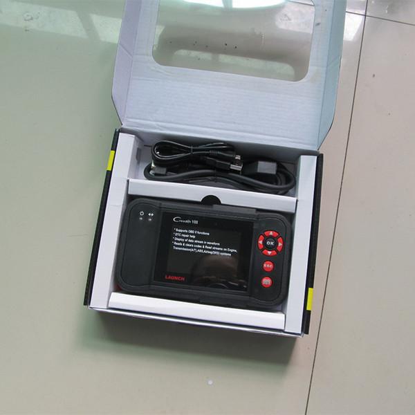 ferramenta de verificação de automóvel 100% Creader viii lançamento original x431 8 Atualização site Via Oficial funciona para todos os carros o mesmo que crp129 lançamento