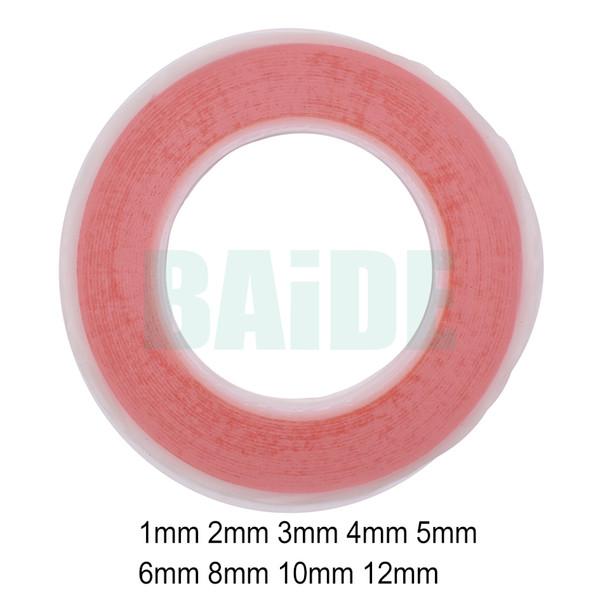 1mm-5mm * 25 m dupla face fita adesiva de espuma acrílica escolher ampla frete grátis