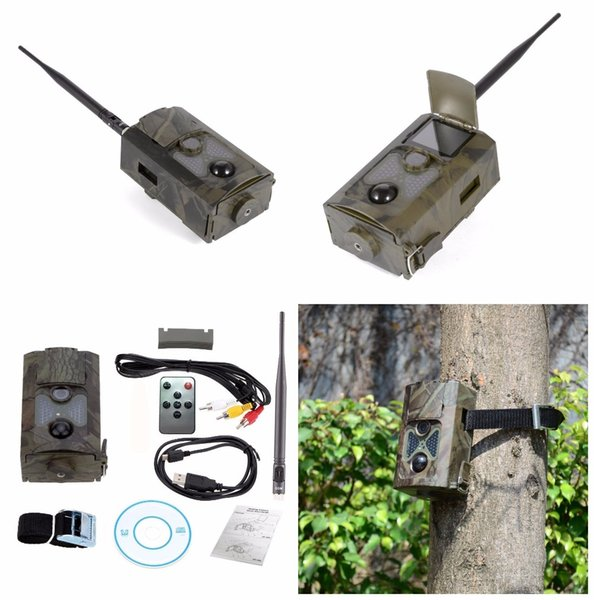 HC500M HD Hunting Trail Camera HC-500M for Wildlife Photo Trap Night Vision Infrared Motion Hunting Video Camera MOQ;1PCS