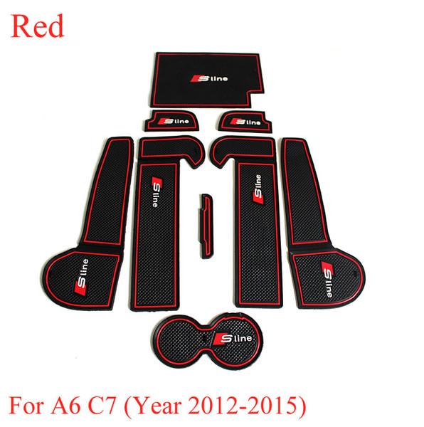 Красный для новой A6 C7