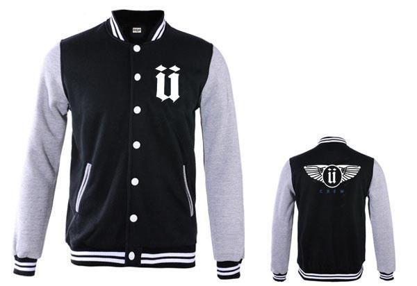 Heißes Verkaufs-Herbst-Menswear der freien Verschiffen heiße Verkaufsmann-Art und Weise Unkut Jacke Hoodie-Baseball-Jackengroßverkauf