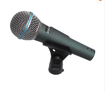 1 STÜCKE Top qualität version 58 Bta 58 Eine Hochwertige! Clear Sound Handheld Karaoke Mikrofon Mike