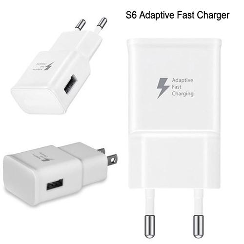 top popular Rapid charge full 2A wall adapter single USB port cellphone travel adaptor Direct Home chargers Power For Note 4 S6 S7 - Quality A 2020